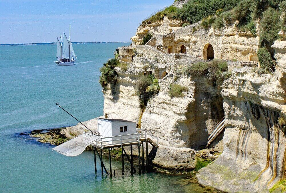 Grottes de Regulus - Meschers-sur-Gironde - Charentes