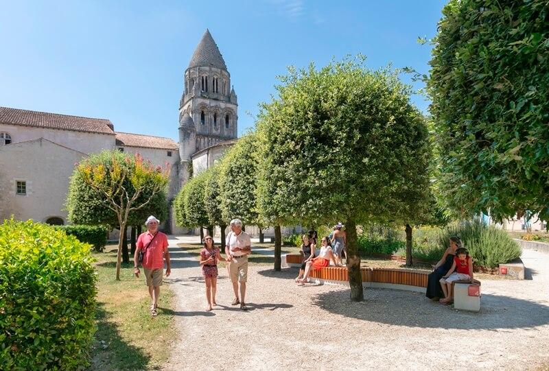 Abbaye de Saintes - Charentes