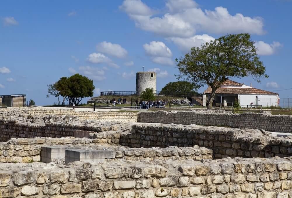 Site du fâ à Barzan - Charentes