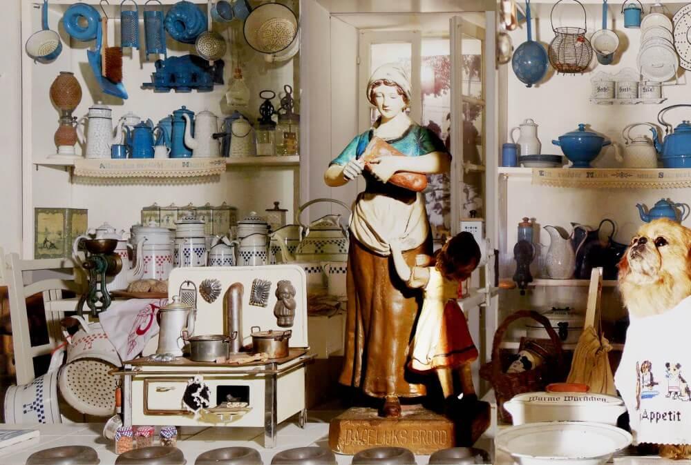 Musée des trésors de Lisette - Charentes
