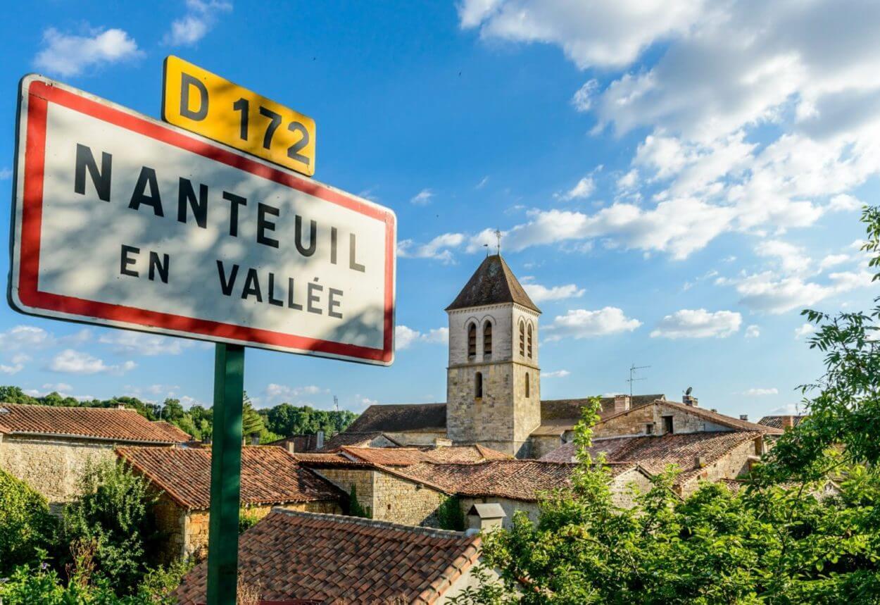 Village de Nanteuil-en-Vallée