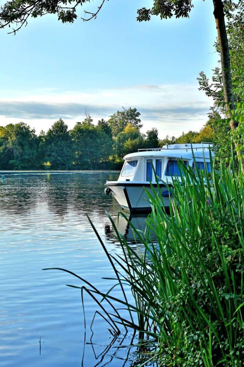 Croisière fluviale Charente