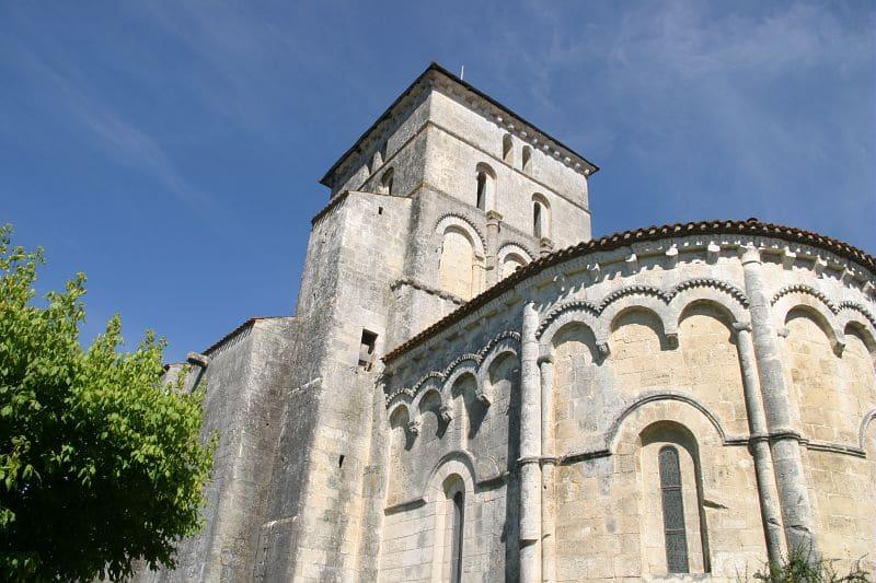 Eglise Saint-Sylvain de Saint-Sauvant