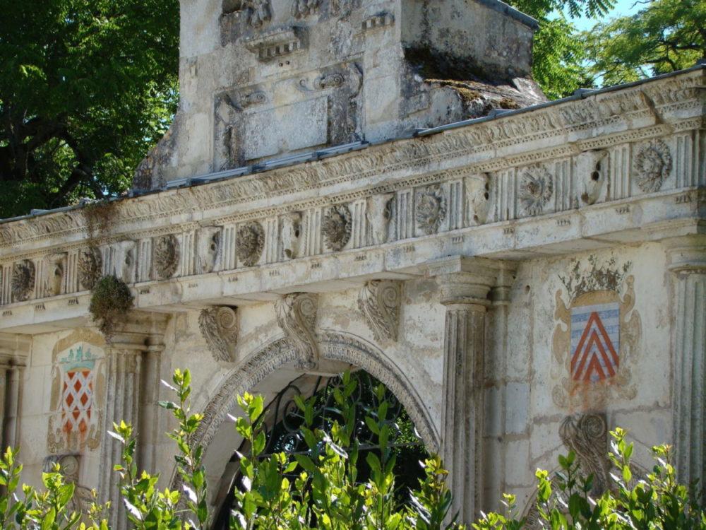 Porte de Renaissance à Surgères