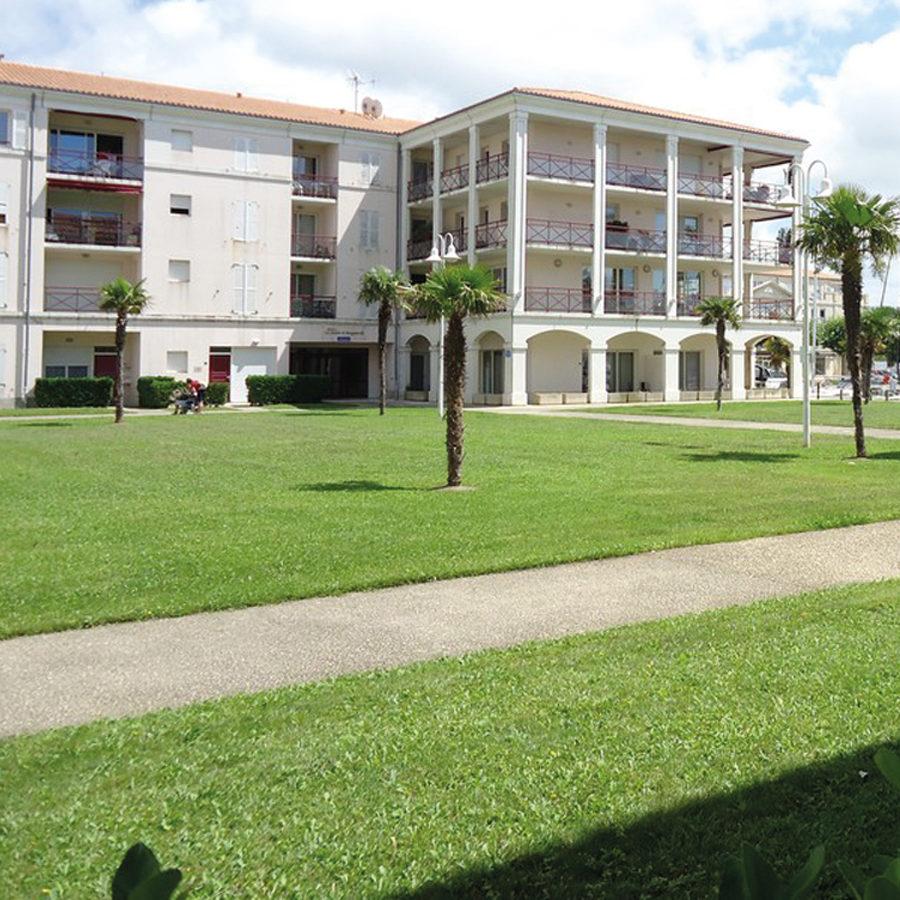 Résidence Bougainville, à Rochefort, Charente-Maritime