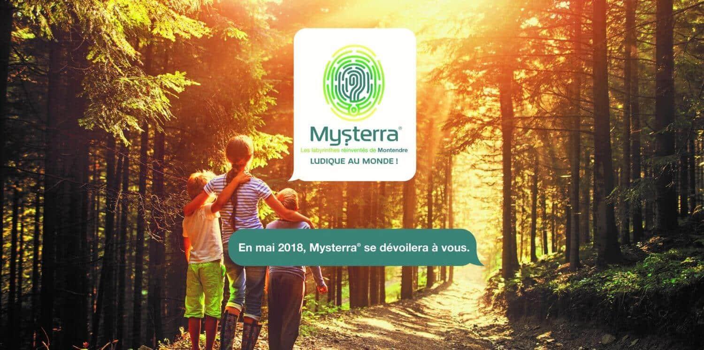 Ouverture du Parc Mysterra