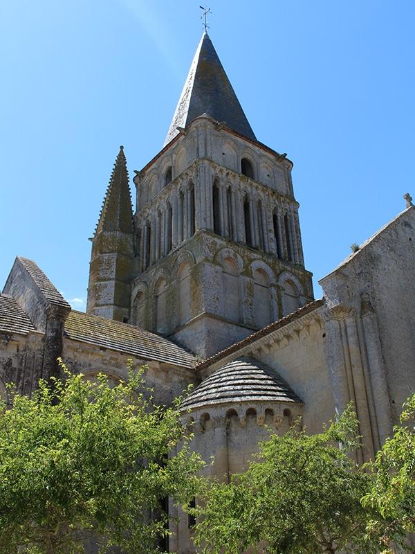 Église Saint Pierre d'Aulnay