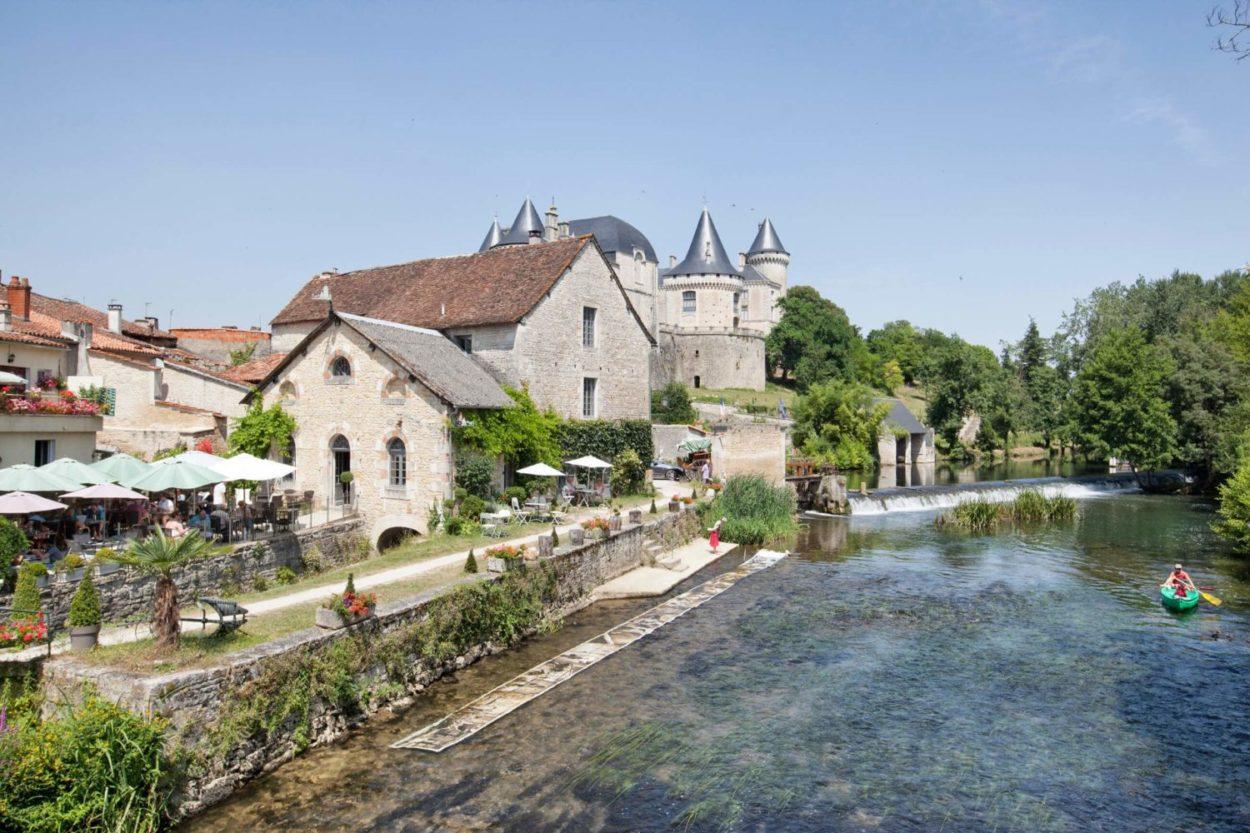 Panorama à Verteuil-sur-Charente