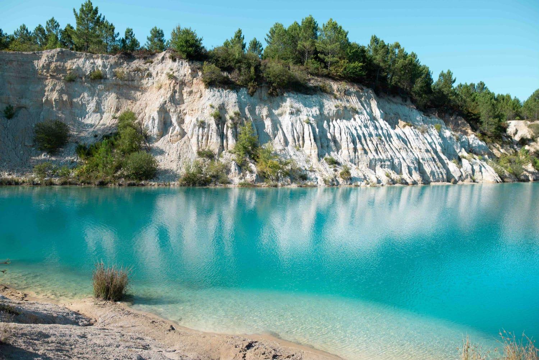 lac d'origine argileuse