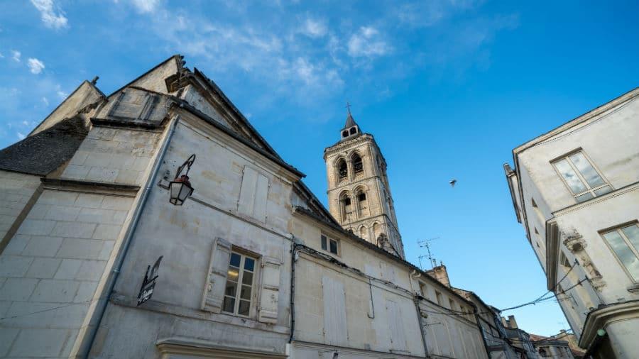 Eglise Saint-Léger à Cognac