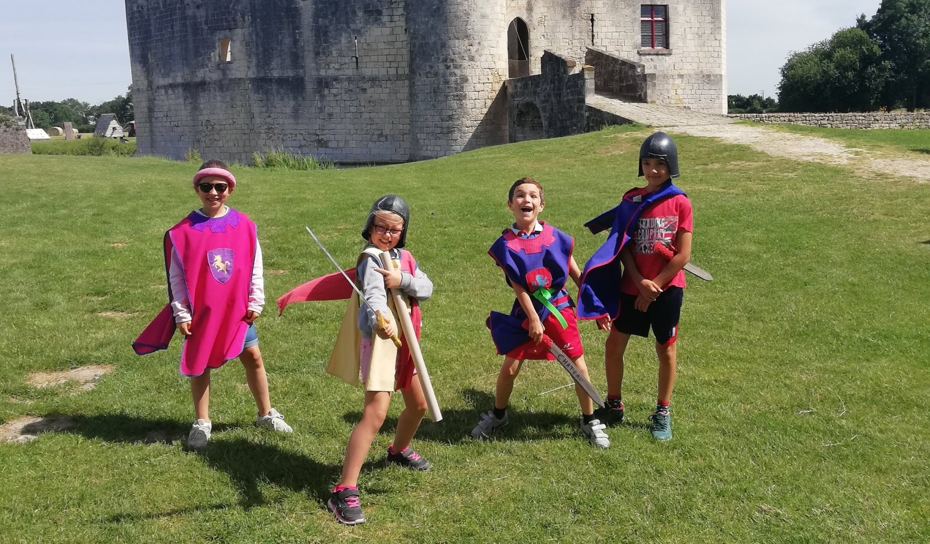 château de Saint-Jean d'Angle