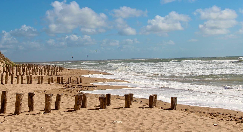 l'océan en Charente-Maritime