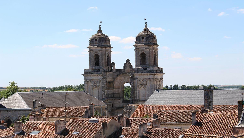 Abbaye Royale de Saint Jean d'Angély