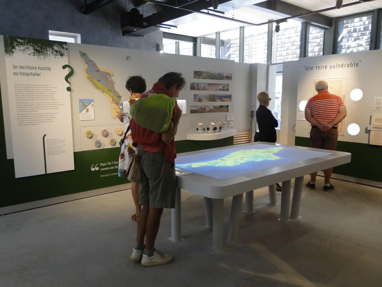 centre d'interprétation sur l'architecture oléronaise