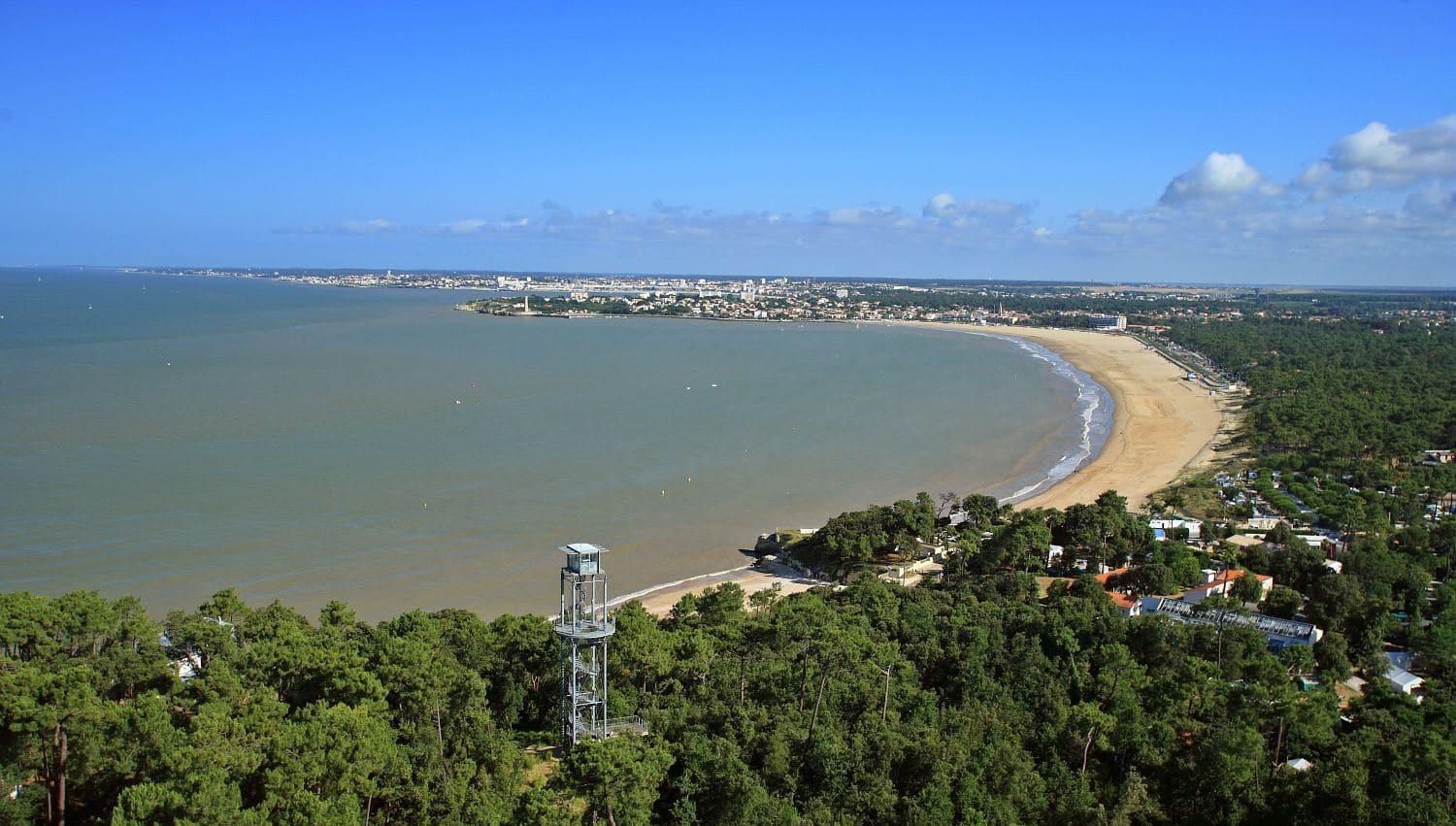 estuaire de la Gironde à Saint-Georges-de-Didonne
