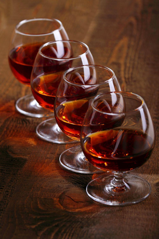 déguster un cognac dans un chais
