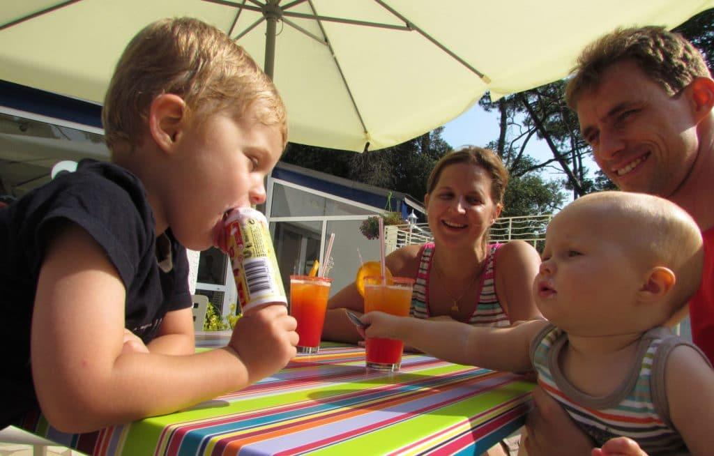 village vacances adapté aux bébés