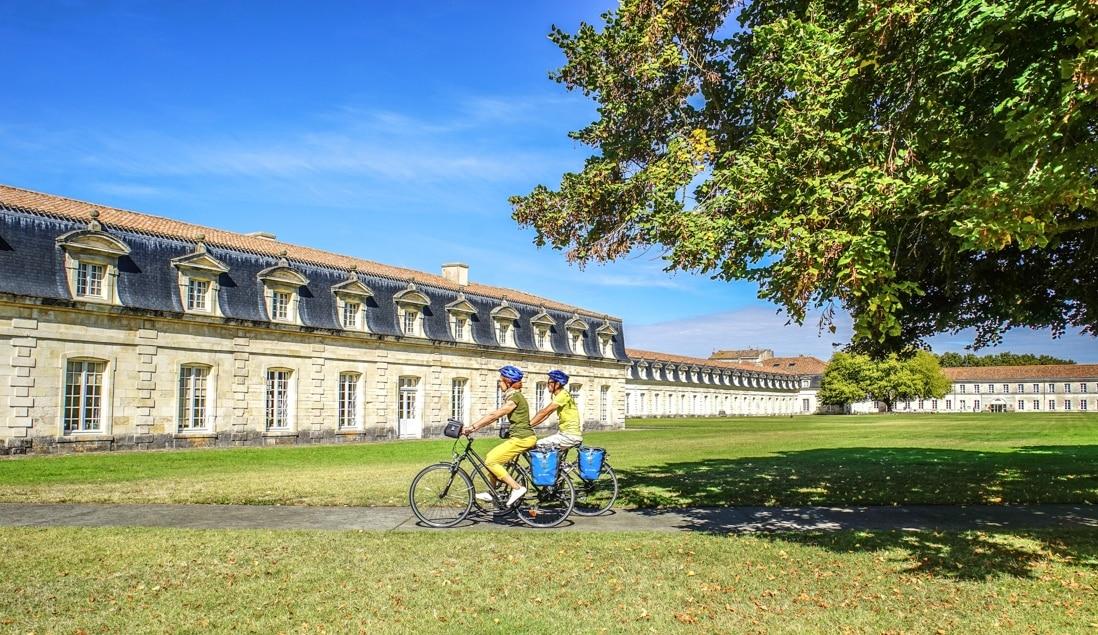 Rochefort à vélo