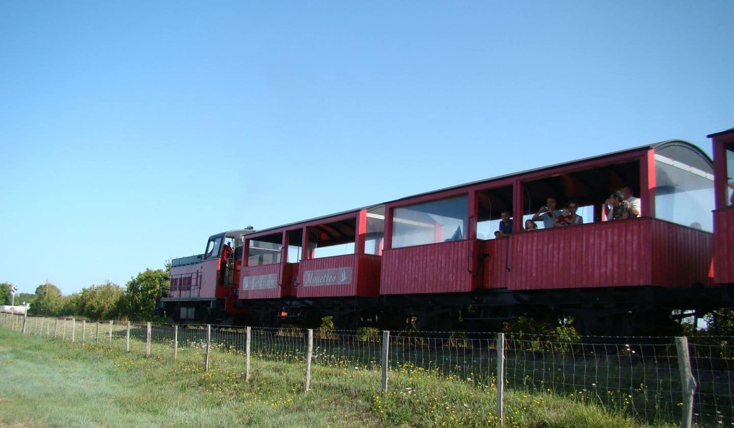 le train des Mouettes