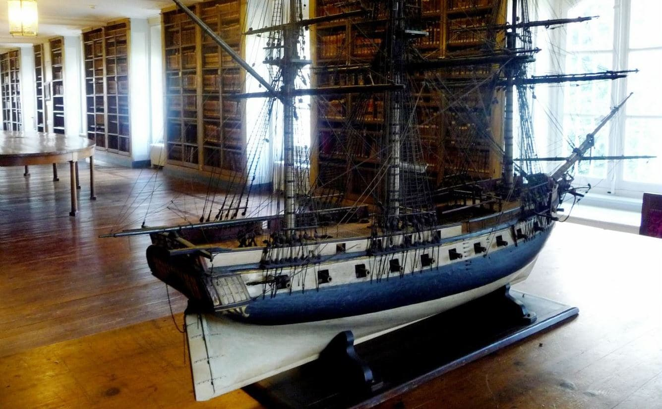 Ecole de médecine navale de Rochefort