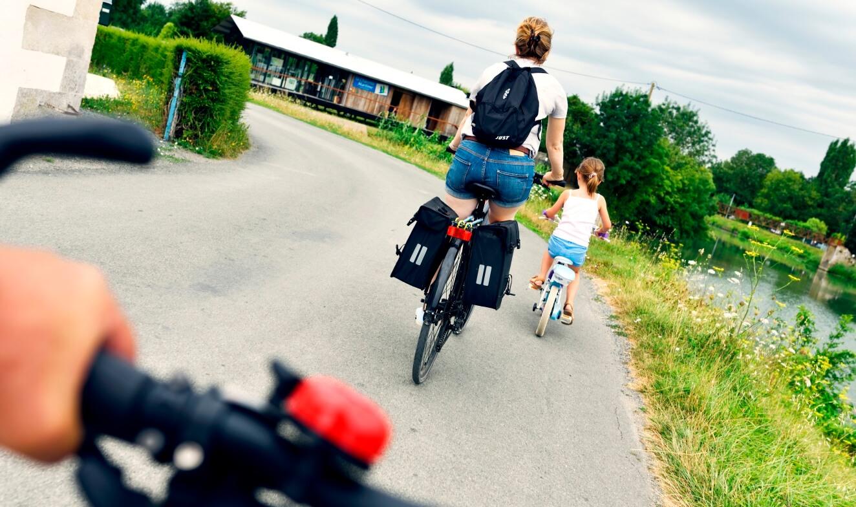 parcours géocaching à vélo