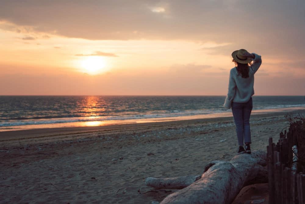 L'île d'Oléron et ses couchers de soleil