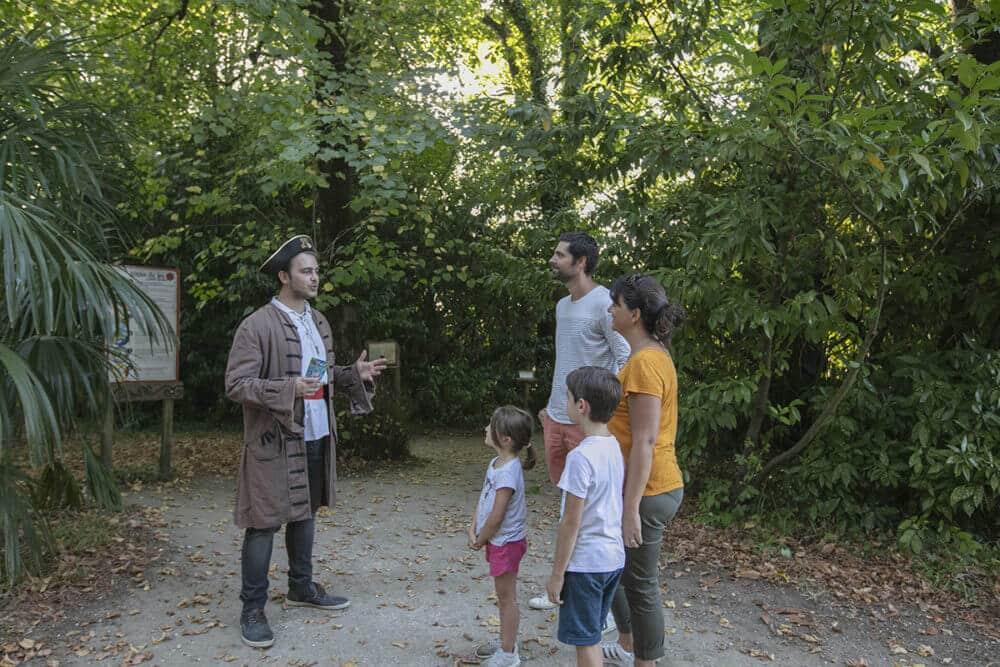 jeu de piste au Château des Enigmes en Charente-Maritime
