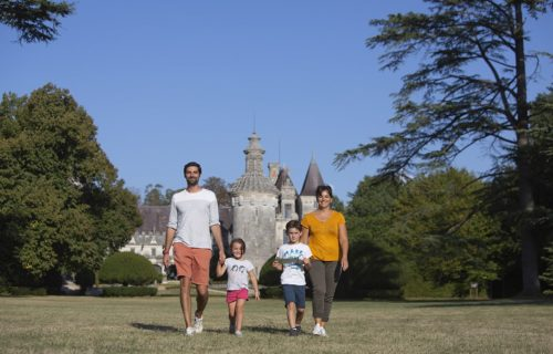 Chateau des Enigmes famille
