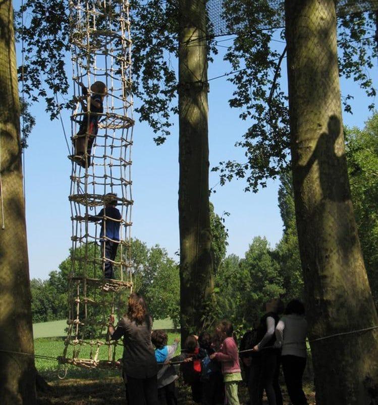 parc d aventure accrobranche en Charentes