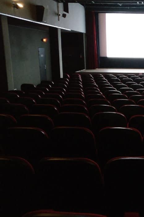 salle de cinéma à Angoulême