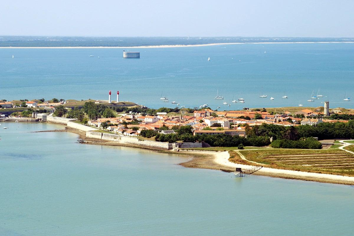 l'Île d'Aix et le Fort Boyard