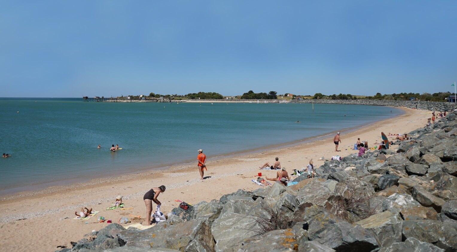 plage en Charente-Maritime