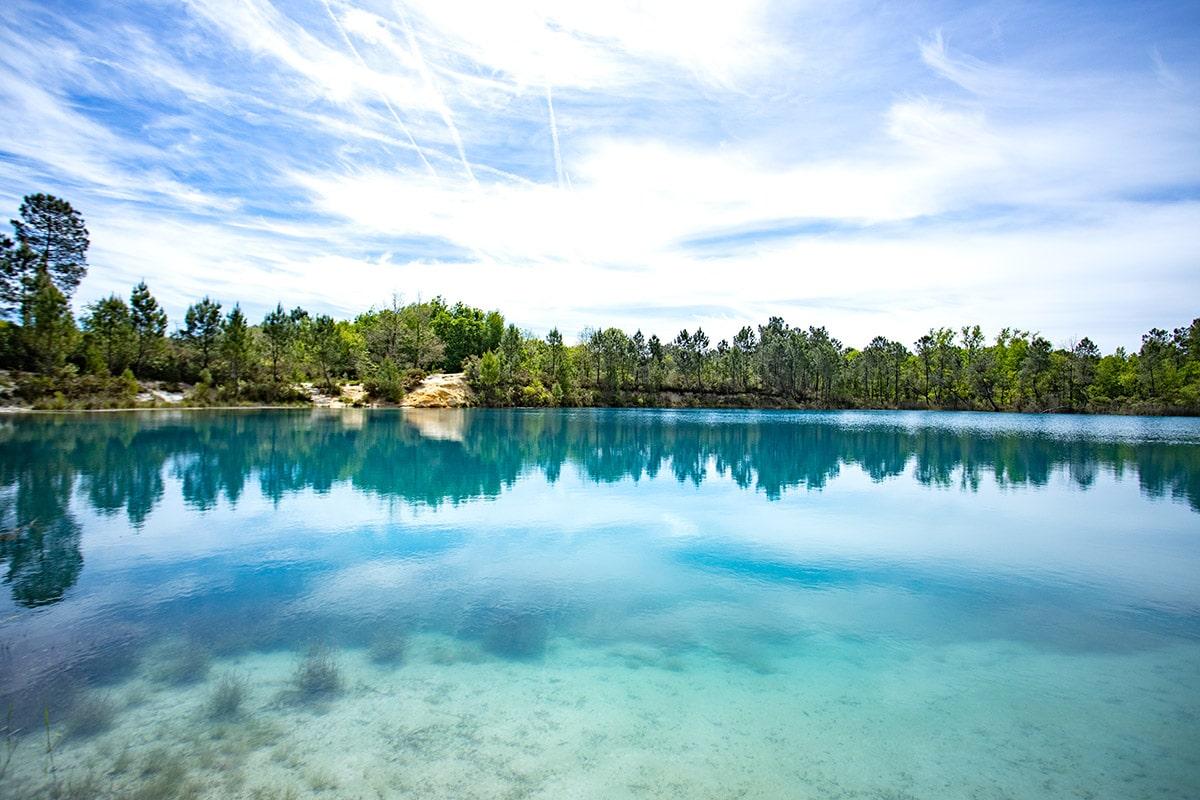 Les étangs de Touvérac clo&clem