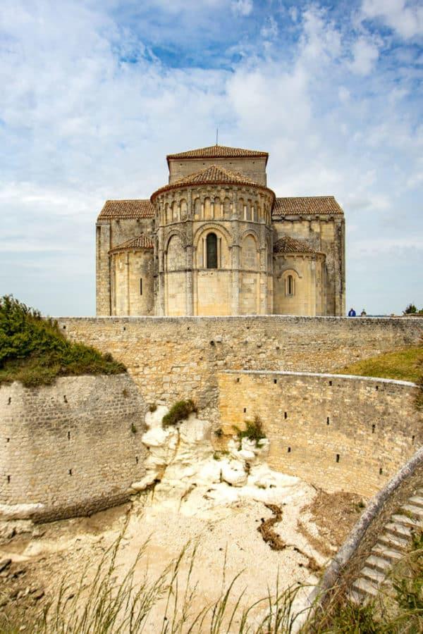 église Sainte-Radegonde de Talmont-sur-Gironde@cloclem