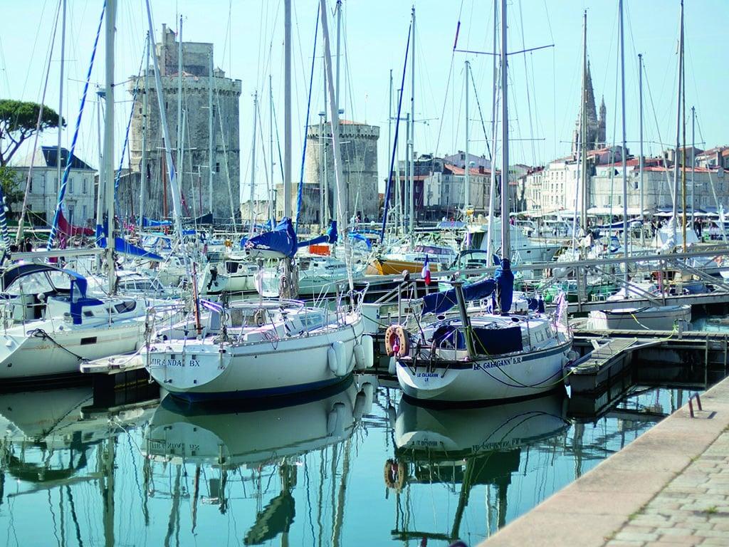 Port de La Rochelle ©S. LAVAL