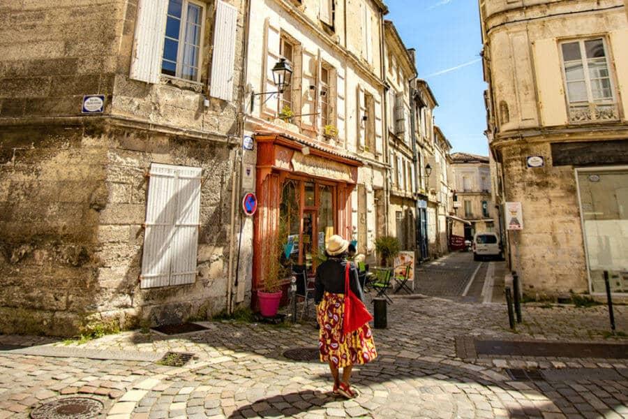 Balade dans le vieil Angoulême