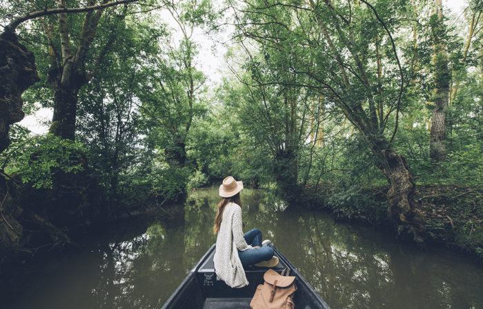 Balade en barque dans le marais Poitevin @bestjobers