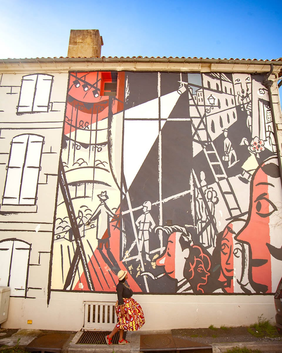 murs peints d'Angoulême @clo&clem