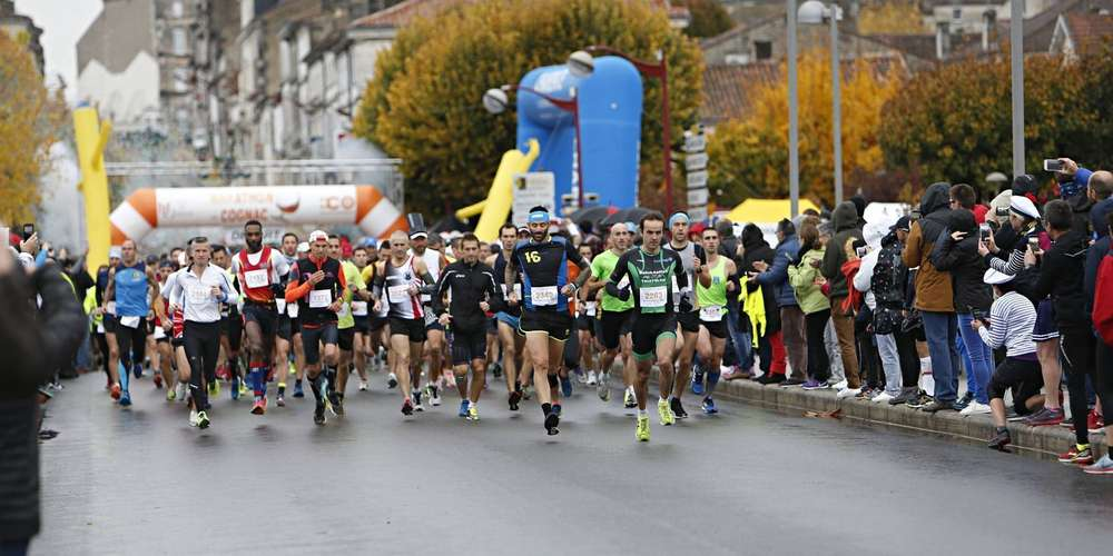 marathon de Cognac