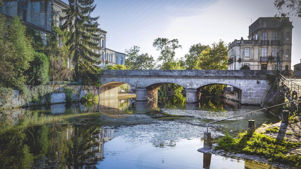 Jonzac et ses environs en Charentes
