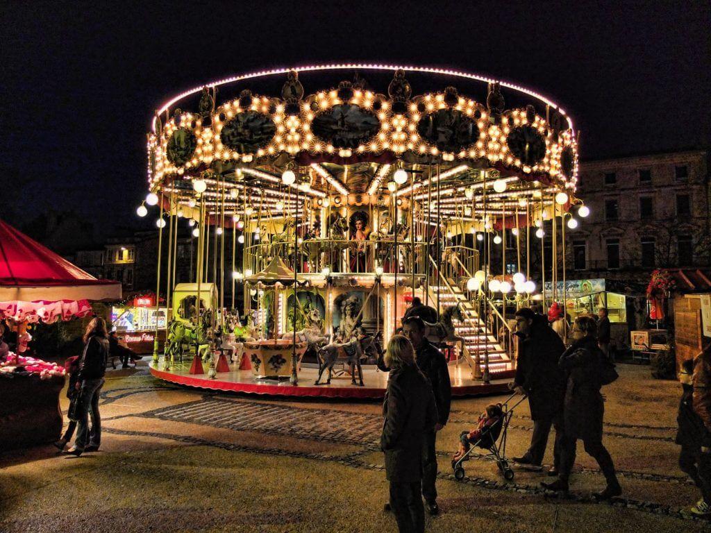 marché de Noël en Charente
