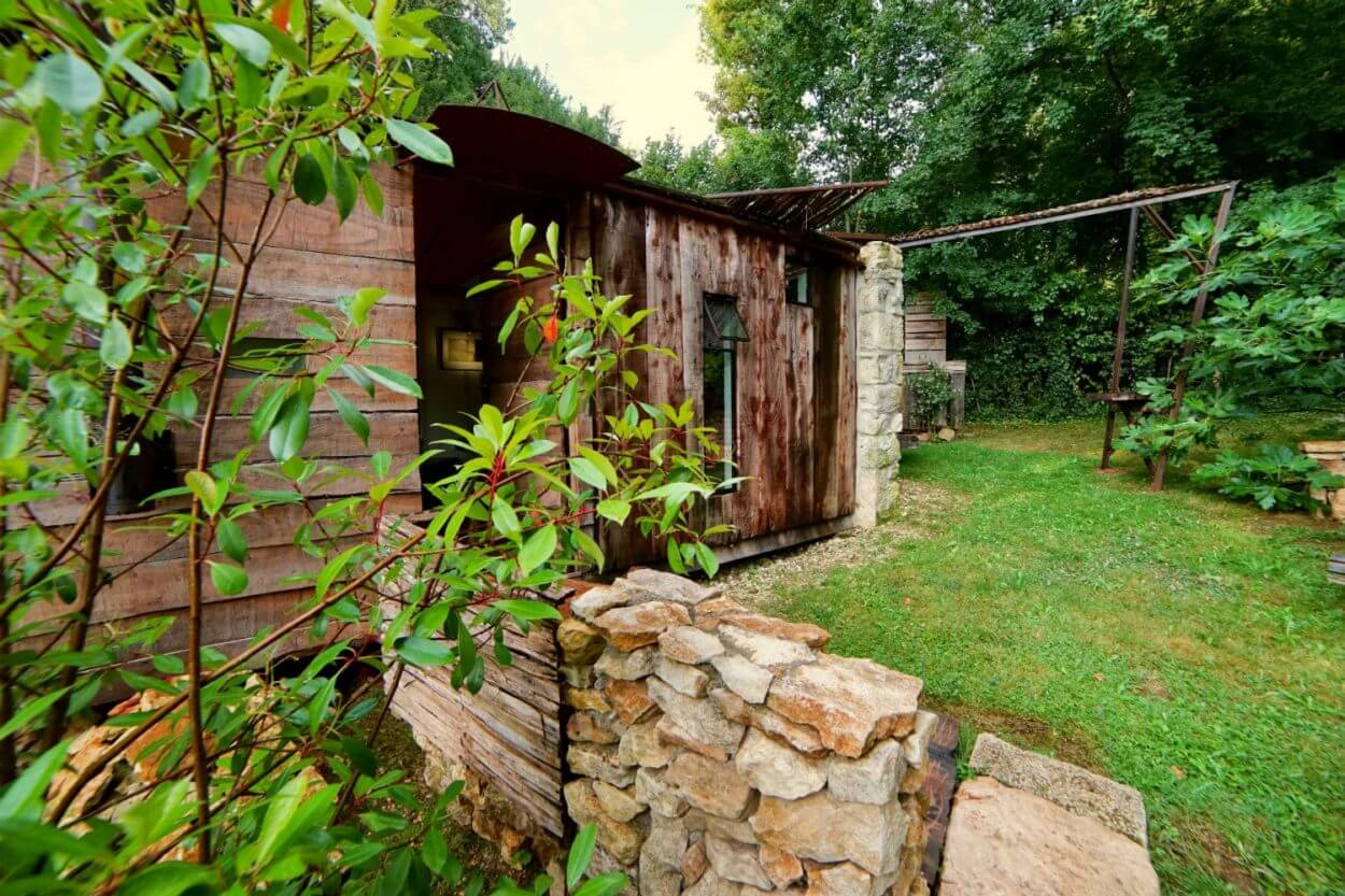 Cabane extérieure alfonso