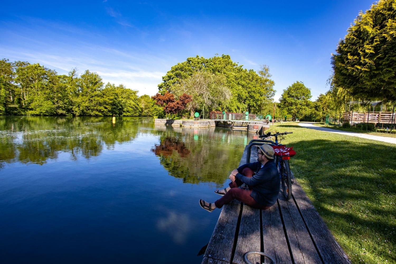 Flow vélo La Charente