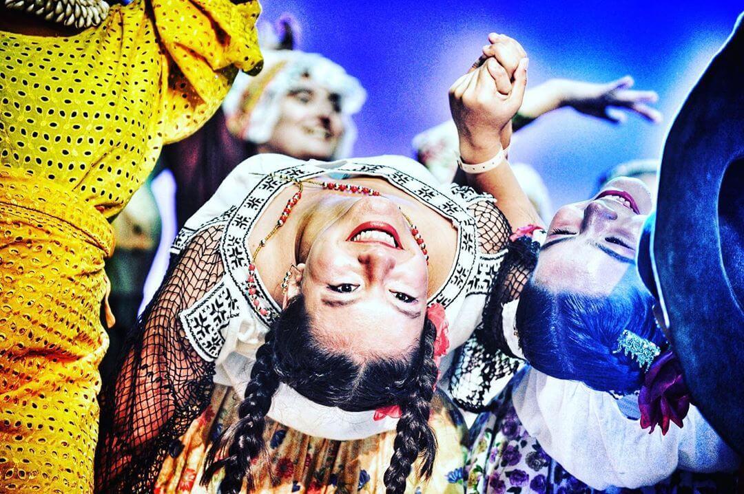 Festival d'arts et traditions populaires du monde de Confolens