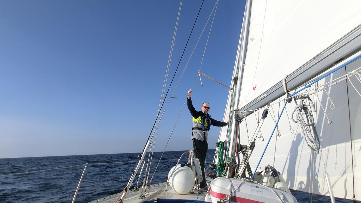 voilier à la Rochelle