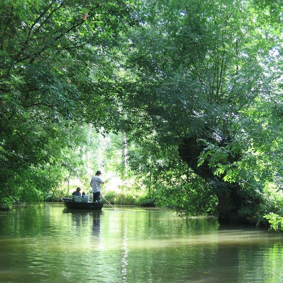 sites naturels Charentes