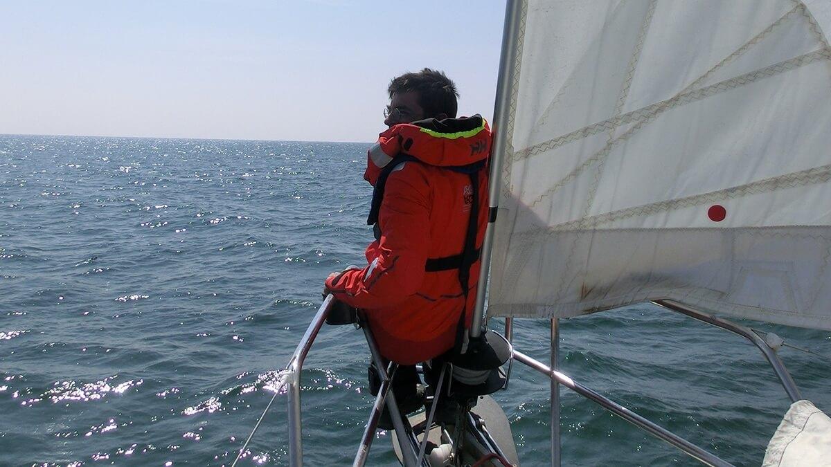 balade en voilier La Rochelle