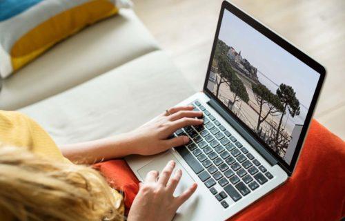 Webcamp Saint-Palais-sur-Mer