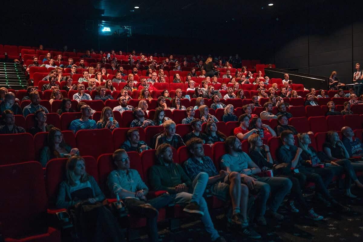 projection de film festival