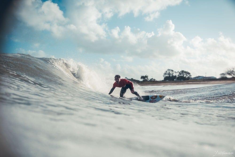 Surfer en Charentes